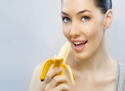 bananas fattening