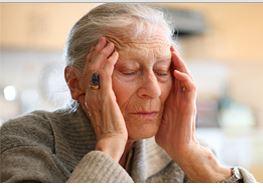 Headache in temporal arteritis