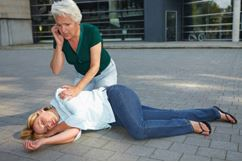 symptom of Vesovegal syncope