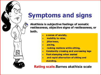 Akathisia - Definition, Treatment, Symptoms, What Is, Causes